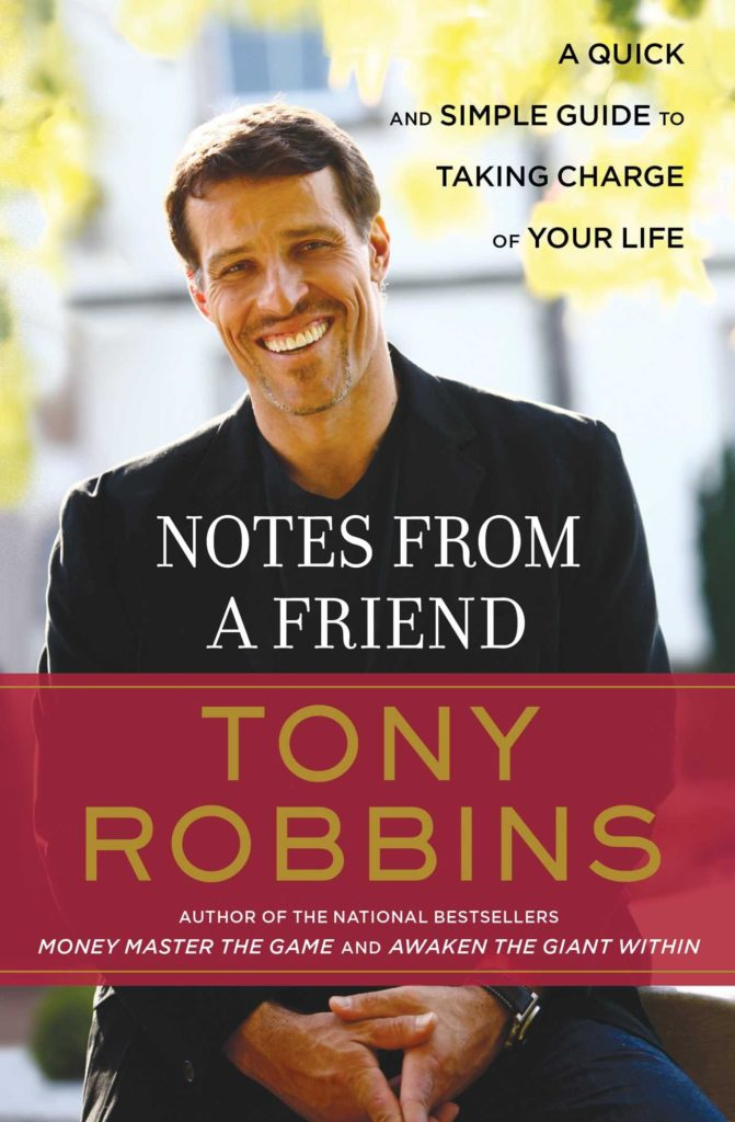 Image result for magazine cover about tony robbins
