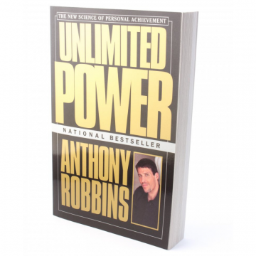 UNLIMITED POWER by Tony Robbins
