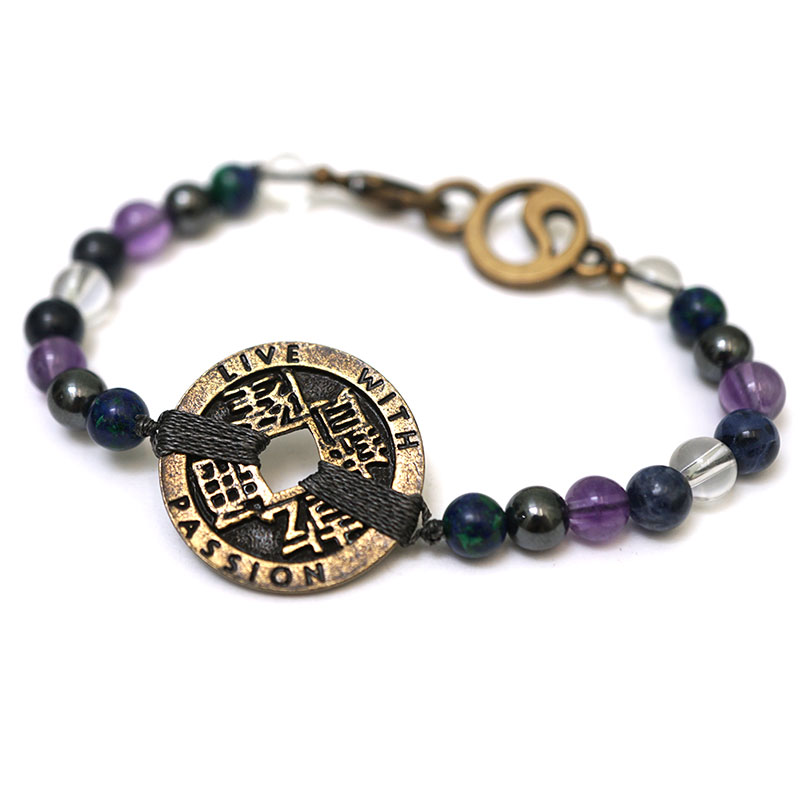 Empowerment Gemstone Bracelet