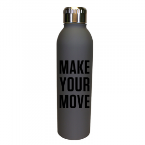 Make Your Move Water Bottle