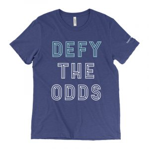Defy the Odds Front