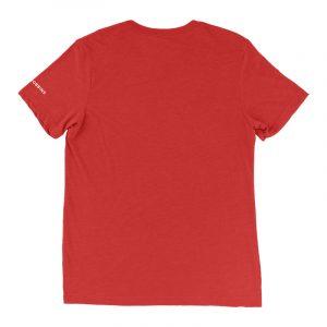 Step Up T-Shirt Back