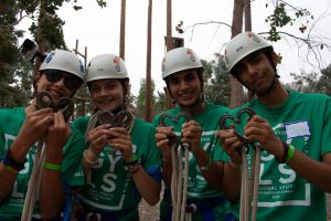 GYLS Ropes Course