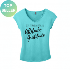 Women's Flowy Crossback T-Shirt