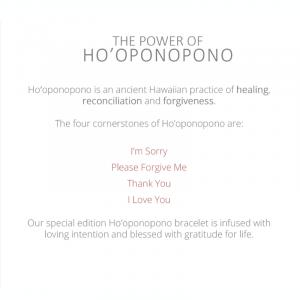 Ho'oponopono Prayer