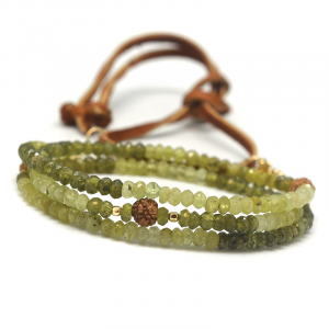 Sage Wrap Bracelet | Inspire